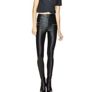 Aritzia Wilfred Free Valade Faux Leather Legging